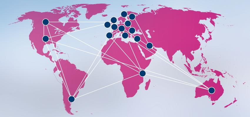 rete internazionale