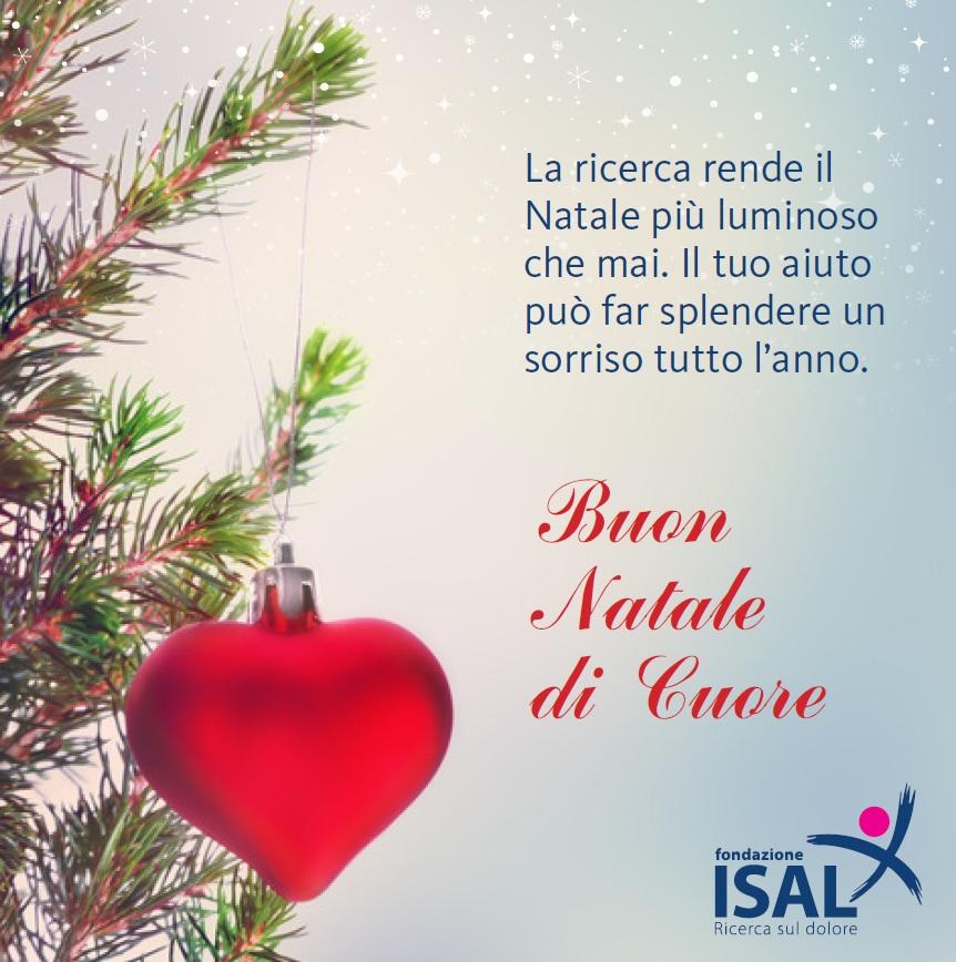 Famoso Auguri di Buon Natale e Felice Anno 2017 – fondazioneisal.it UC14