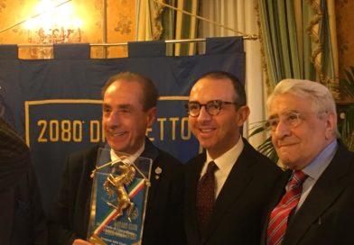 Il Premio Carlo Casalegno 2019 all'Ambasciatore ISAL Alessandro De Angelis!