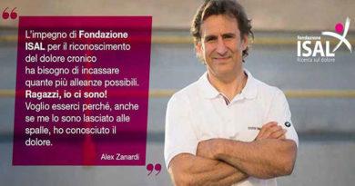 Grande successo per il testimonial ISAL Alex Zanardi in Olanda ai Mondiali di Paraciclismo