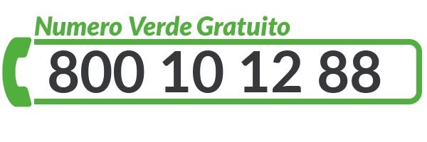 Numero verde Isal