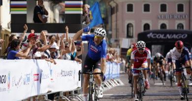 L'Ambasciatore ISAL Michele Pittacolo grande protagonista al Giro delle Miniere!