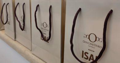 """La prestigiosa azienda orafa """"Officine Duro-Gioielli"""" di Sulmona diventa sostenitrice della Fondazione ISAL – Ricerca sul dolore"""