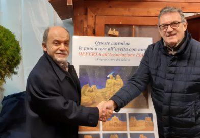 Un sincero ringraziamento agli organizzatori del Presepe di Sabbia di Rimini